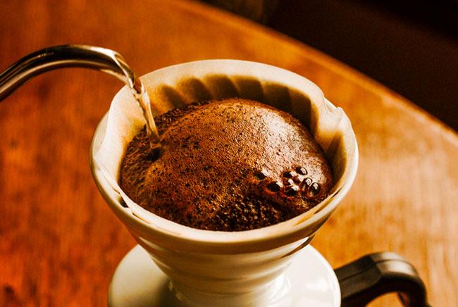 「美味しいコーヒーを淹れたい」
