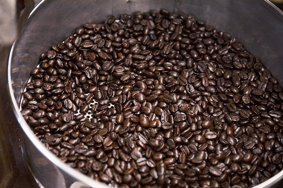 品質の高い銘柄で、アイスコーヒーを作る。