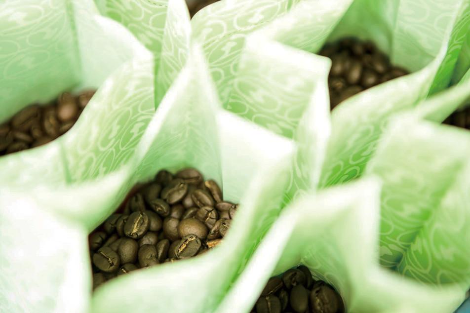 一日に作るコーヒーの量には、制限をかけています。