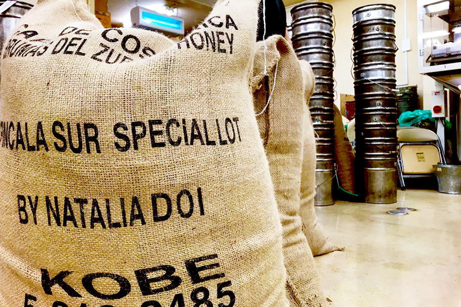これからもコーヒー取引の進化するスピードはもっと早まるはずです。