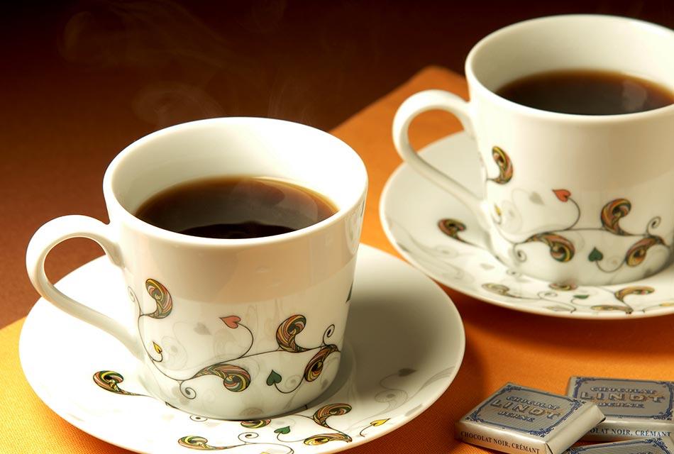 家庭だからこそ贅沢なコーヒーを。