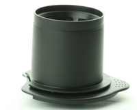 ハリオ カフェオールドリッパー(1杯だて用)ブラック 本体価格 1300円 (税込1430円)