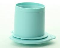 ハリオ カフェオールドリッパー(1杯だて用)クリームブルー 本体価格 1300円 (税込1404円)