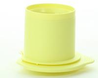ハリオ カフェオールドリッパー(1杯だて用)クリームイエロー 本体価格 1300円 (税込1404円)