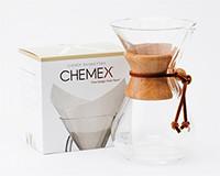 ケメックスコーヒードリッパーとコーヒーフィルター 本体価格 12500円 (税込13750円)